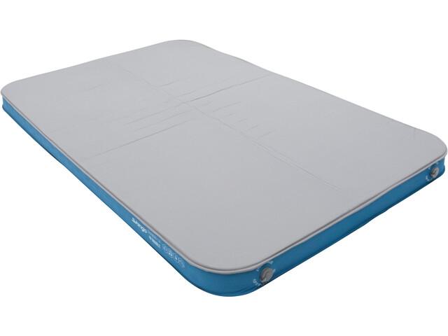 Vango Shangri-La II 10 Sleeping Mat Double, gris/azul